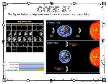 Science Escape Room - The Moon