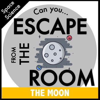 The Moon Science Escape Room