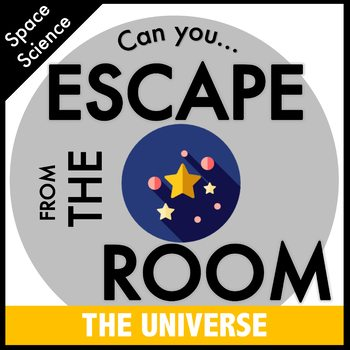 Science Escape Room - Universe