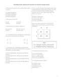 Middle School Science Exam - Heredity/Genetics
