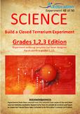 Science Experiment (48 of 50) - Build a Closed Terrarium - Grades 1,2,3