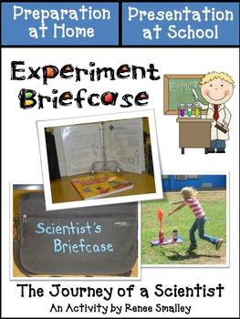 Science Experiment Briefcase- The Journey of a Scientist