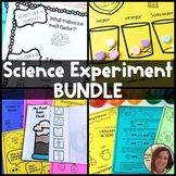 Science Experiment BUNDLE for Special Ed | Fun Seasonal Sc
