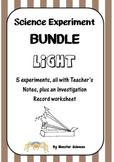 Science Experiment Bundle - Light it up!