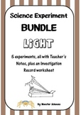 Science Experiment Bundle - Light it up!