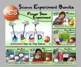 Science Experiment Bundle - PCS