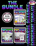 Science Experiment Bundle - Set 1 - Generic Science Experiment Templates