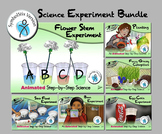 Science Experiment Bundle - SymbolStix