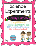 Science Experiments – Candy Edition
