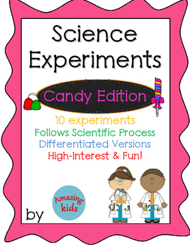 Science Experiment – Candy Edition