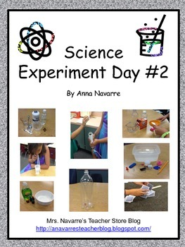 Science Experiment Day #2
