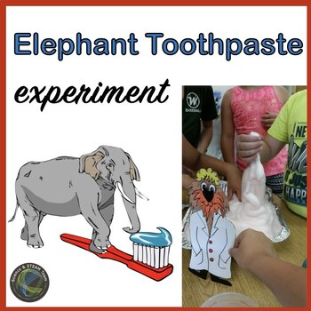 Science Experiment: Elephant Toothpaste