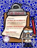 Science Experiment- LAB REPORT {Any Topic!!}