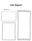 Science Experiment Lab Reports