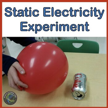 Science Experiment: Static Electricity