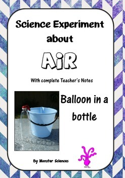 Science Experiment about Air - Hot Air