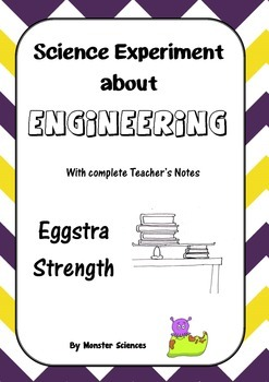 Science Experiment about Engineering - Eggstra Strength - Domes