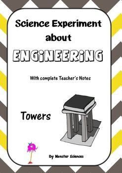 Science Experiment about Engineering - Towers of Strength