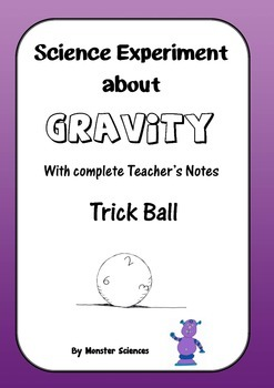 Science Experiment about Gravity - Trick Ball
