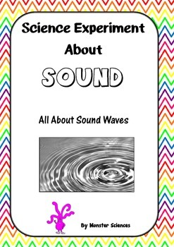 Science Experiment about Sound: Sound Waves