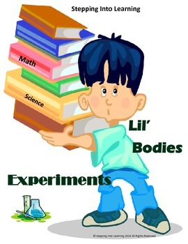 Science Experiments Body and Senses