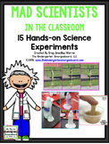 Mad Science 15 Hands On Science Experiments!