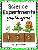 Science Experiments for the Whole Year- for Primary Classrooms!