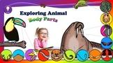 Science: Exploring Animal Body Parts BUNDLE