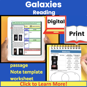 Galaxies Expository Reading