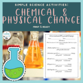 Science Extended Standard 5.1