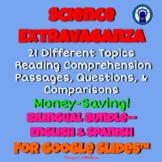 Science Extravaganza Readings & More Mega Bilingual Bundle