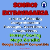 Science Extravaganza Readings, Questions, & More Mega Bund