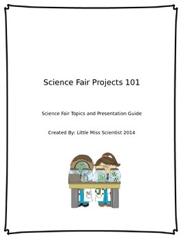 Science Fair 101