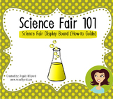 Science Fair 101: Science Fair Display Board {How-To Guide}