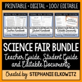 Science Fair BUNDLE: EVERYTHING you need for the Science Fair!