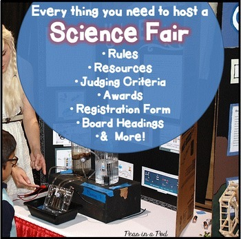 Science Fair Coordinator