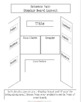Science Fair Display Board Layout and Labels