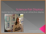 Science Fair Displays: 3-8: HOW TO POWERPOINT