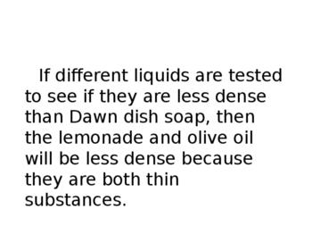 """Science Fair / Experiment """"Hypothesis"""" ~ Lesson"""