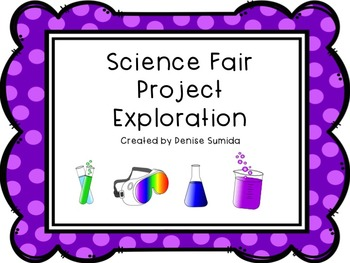 Science Fair Exploration