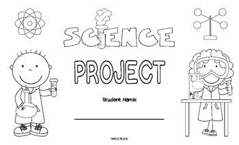 Science Fair Foldable (legal)