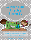 Science Fair Inquiry Project *editable