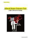 Science Fair Judge's Package