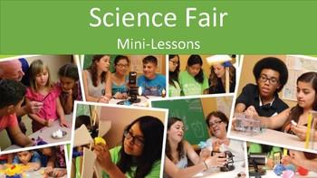 Science Fair Mini-Lessons
