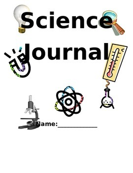 Science Fair Packet - Editable