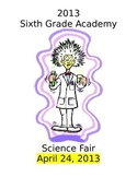 Science Fair Packet - Editable