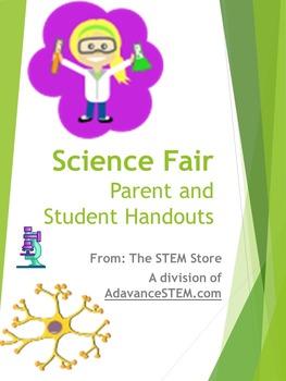 Science Fair Parent Handout and Student Handout