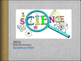 Science Fair Parent Meeting (Editable)
