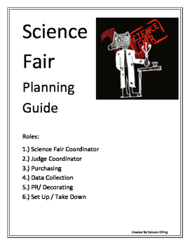 Science Fair Planning Guide
