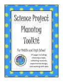 Science Fair Planning Kit